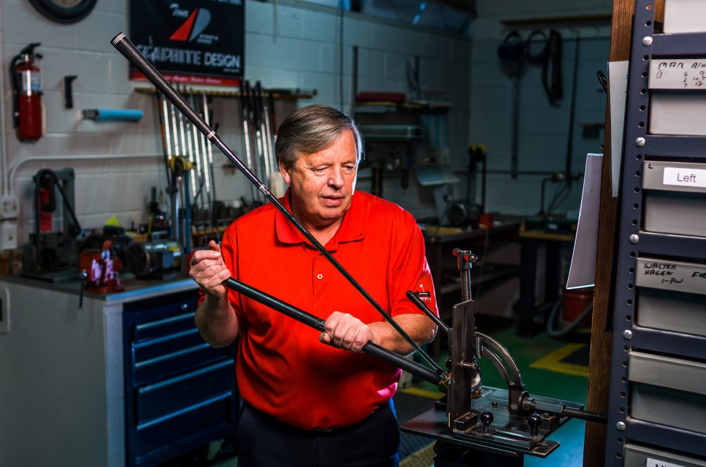 Trevor Parkinson MW Golf Custom Loft and Lie Golf Clubs